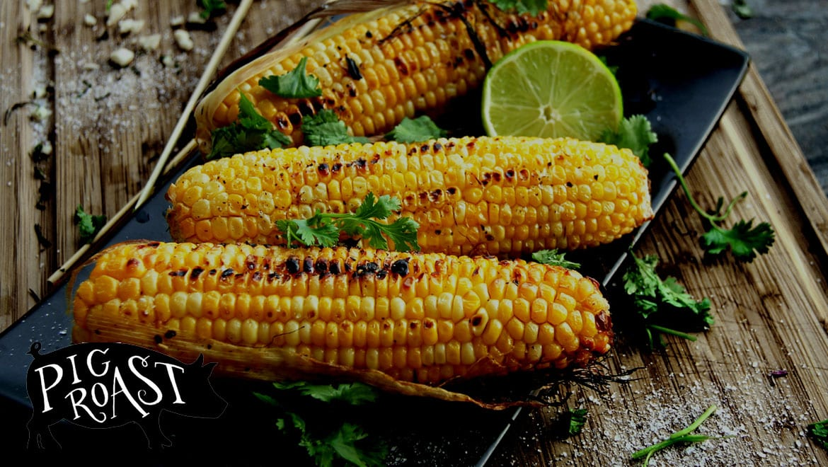 Succulent Grilled Corn